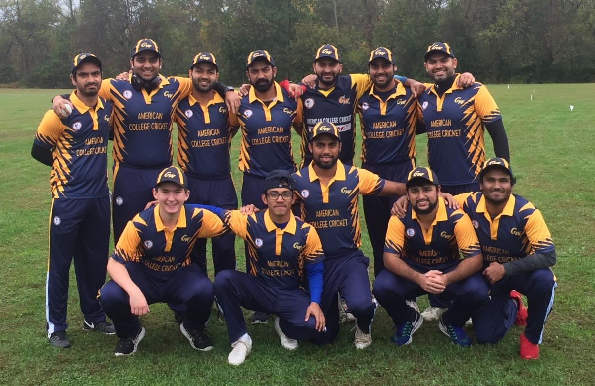 Cricket Club Sports The George Washington University
