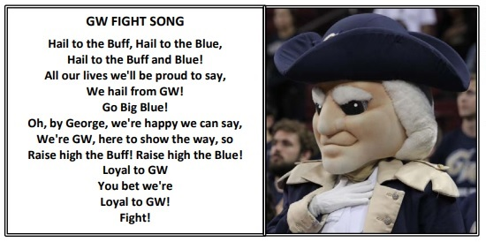 GW Fight Song