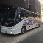 Arrival in Quebec City - Day 1