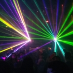 The light show at Dagobert captures the dance floor - Day 5
