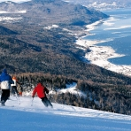 Le Massif might have the most beautiful runs in N. America - Day 4