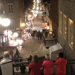 Le Petit Champlain is a magical little street - Day 4