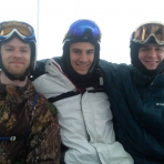 Bro Bonding on the Gondola at MSA - Day 5